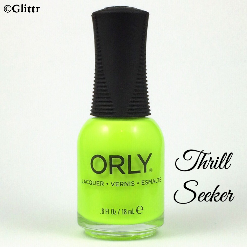 Nailart: Tropical Stamping Over Orly\'s Thrill Seeker – theglittrblog